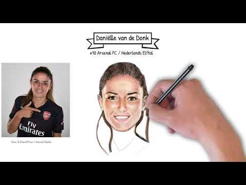 Portretvideo Daniëlle van de Donk