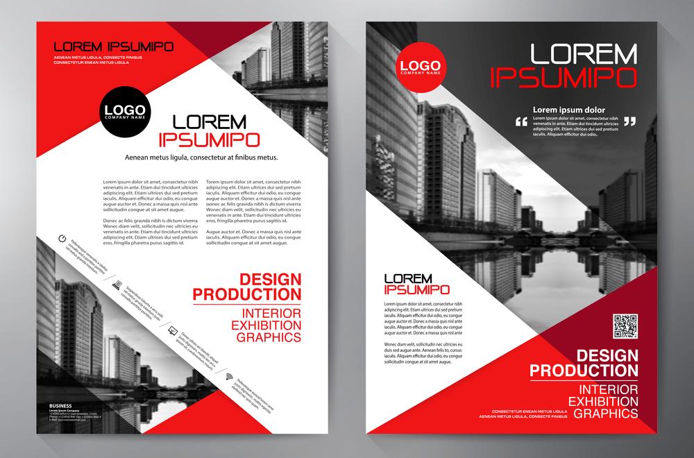 flyer / brochure / poster - crp webdesign