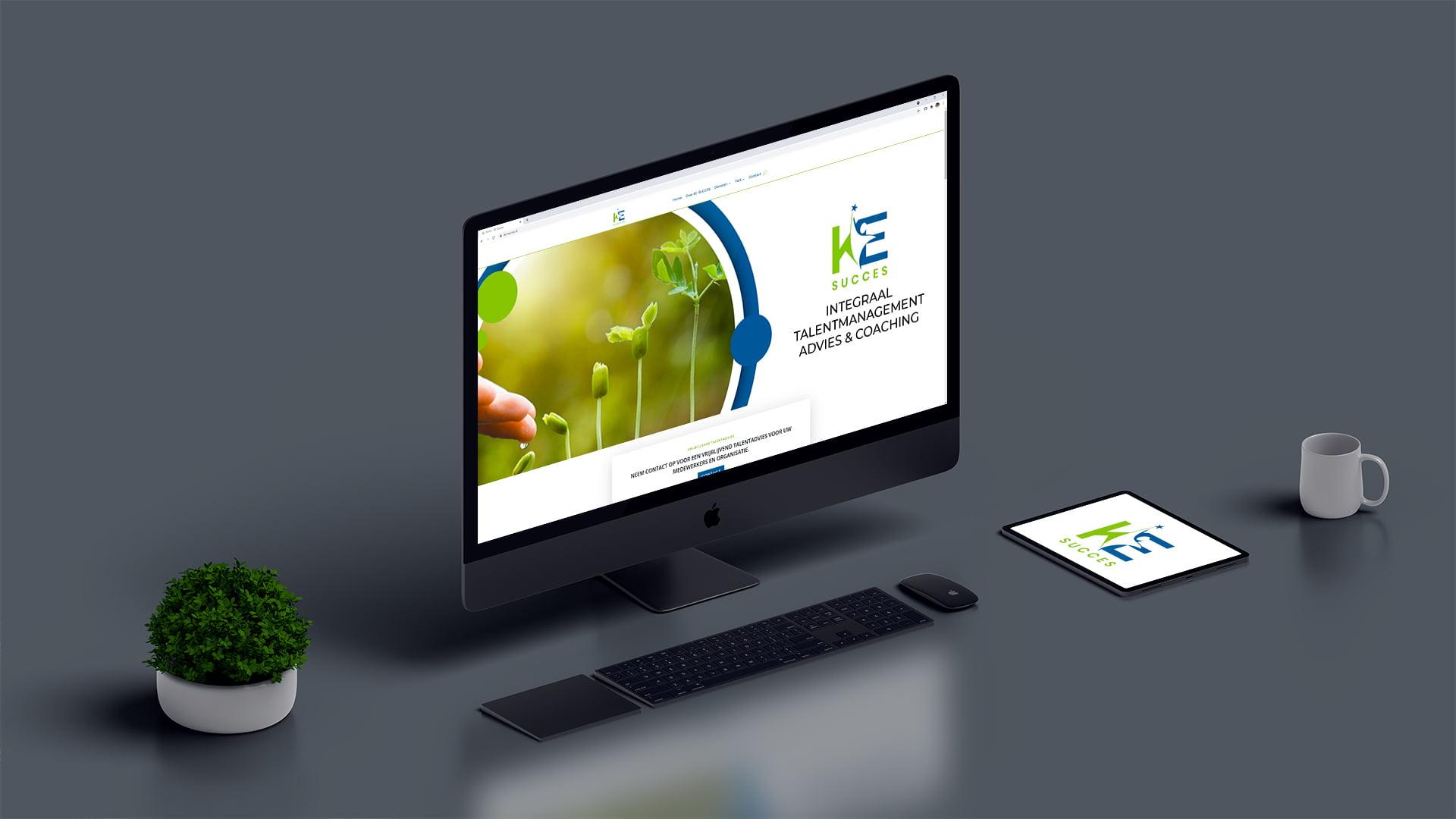 Preview Website KE-SUCCES